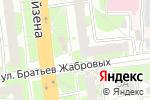 Схема проезда до компании Магазин кондитерских изделий в Туле