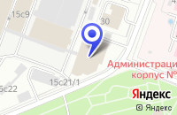 Схема проезда до компании АВТОСЕРВИСНОЕ ПРЕДПРИЯТИЕ МИКРОВЭЙВ в Москве