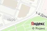 Схема проезда до компании Влакра в Москве