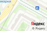 Схема проезда до компании Remo-Avto в Москве