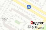 Схема проезда до компании Tool-rentRU в Москве
