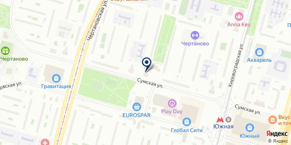 БУЛОЧНАЯ-КОНДИТЕРСКАЯ РАП на карте Москве
