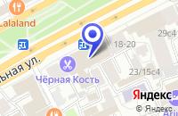 Схема проезда до компании МОТОСАЛОН YAMAHA в Москве