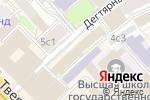 Схема проезда до компании Viva Vox в Москве