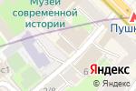 Схема проезда до компании Арксбанк в Москве
