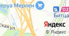 ТТД на карте