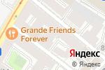 Схема проезда до компании Экран в Москве