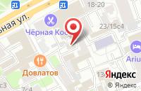 Схема проезда до компании Стеклоаппаратура в Москве