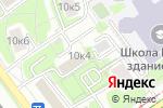 Схема проезда до компании Стройтранс в Москве