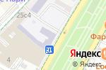Схема проезда до компании Литературный институт им. А.М. Горького в Москве