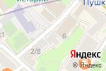 Схема проезда до компании Деловая Москва в Москве