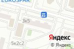 Схема проезда до компании АкваТермЭлит в Москве