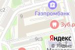 Схема проезда до компании РДК в Москве