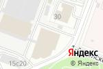 Схема проезда до компании ЭДЭ в Москве