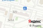 Схема проезда до компании ТехноСвязьСтрой в Москве