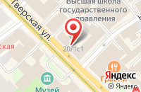 Схема проезда до компании Ра Рустекс в Москве