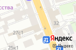 Схема проезда до компании ОлимпикСпортСтудио в Москве