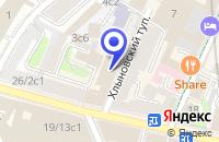 Схема проезда до компании ИНФОРМАЦИОННОЕ АГЕНТСТВО МФД-ИНФОЦЕНТР в Москве