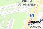 Схема проезда до компании Магазин цветов на Чертановской в Москве