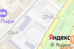 Схема проезда до компании Шагаю по Москве в Москве