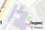 Схема проезда до компании Пингвин в Москве