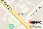 Схема проезда до компании Налоговый адвокат Стенькин А.И в Москве