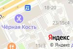 Схема проезда до компании Град в Москве