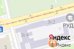 Схема проезда до компании Федеральный центр образовательного законодательства, ФГБНУ в Москве