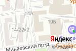 Схема проезда до компании Zenit logistics в Москве