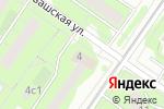 Схема проезда до компании Донер Кебаб Хаус №1 в Москве