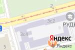 Схема проезда до компании МикоПринт в Москве