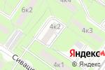 Схема проезда до компании Troyka Travel в Москве