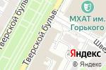 Схема проезда до компании АБС в Москве