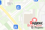 Схема проезда до компании Продуктовая ярмарка в Москве