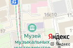 Схема проезда до компании Библиотека Искусств им. А.П. Боголюбова в Москве