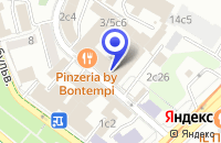 Схема проезда до компании КБ АГРОХИМБАНК в Москве