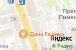 Схема проезда до компании Бест эффортс банк в Москве