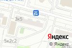 Схема проезда до компании Карамболь в Москве