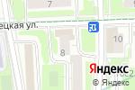 Схема проезда до компании В Марьиной Роще в Москве