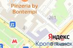 Схема проезда до компании Тао Тур в Москве