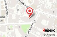Схема проезда до компании Менеджмент Эстейт в Москве