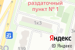 Схема проезда до компании Анюта в Москве