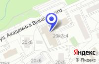 Схема проезда до компании АВТОСЕРВИСНОЕ ПРЕДПРИЯТИЕ ЗАМОК в Москве
