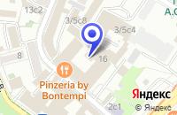 Схема проезда до компании ТРАНСПОРТНАЯ КОМПАНИЯ ВОСТСНАБ-М в Москве