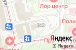 Схема проезда до компании SPE в Москве