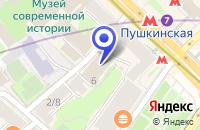 Схема проезда до компании КБ МОЛОДЕЖНЫЙ БАНК в Москве