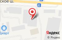 Схема проезда до компании 7 AUTO в Подольске