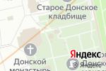 Схема проезда до компании Храм Святого Преподобного Александра Свирского в Москве