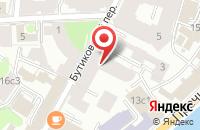 Схема проезда до компании Бородинские дали в Москве