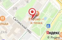 Схема проезда до компании Блок-Медфарм в Москве